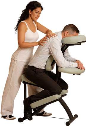 London Massage at work Company