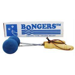Bongers percussion massage tool