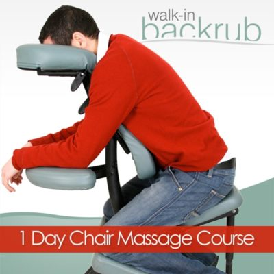 On-site massage course London 1 day training