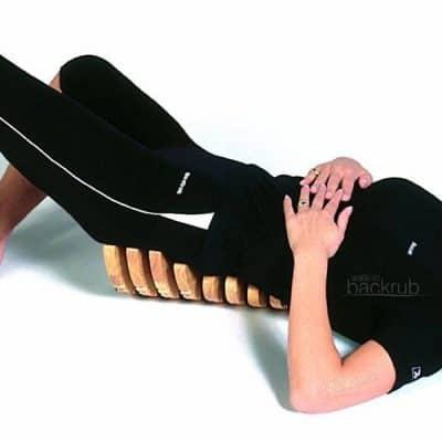 Flexibak wooden Back Stretcher